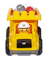 Mega Bloks® CAT® Lil' Dump Truck - Big R | Big R Stores Mega Bloks Caterpillar Large Dump Truck What America Buys Dumper 110 Blocks In Blandford Forum Dorset As Building For Your Childs Education Amazoncom Mike The Mixer Set Toys Games First Builders Food Setchen Mack Itructions For Kitchen Fisherprice Crished Toy Finds Kelebihan Dcj86 Cat Mainan Anak Dan Harga Mblcnd88 Rolling Billy Beats Dancing Piano Firetruck Finn Repairgas With 11 One Driver And Car