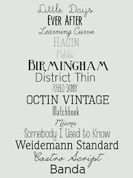 Wedding Invitation Fonts Free 50 Best
