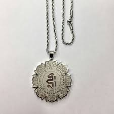 100 The Madalion Health And Longevity Medallion With Medallion Silver