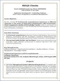 software team leader resume pdf professional resume beautiful resume sle of msc it gniit