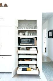 Microwave Shelf Under Cabinet Under Cabinet Microwave Shelves