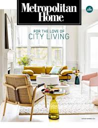 100 Home Furnishing Magazines MillennialTargeted Decor Metropolitan