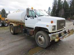 Retired 1994 GMC C7500 Water Truck | BidCal, Inc. - Live Online Auctions Gmc Sierra 1500 Questions How Many 94 Gt Extended Cab Used 1994 Pickup Parts Cars Trucks Pick N Save Chevrolet Ck Wikipedia For Sale Classiccarscom Cc901633 Sonoma Found Fuchsia 1gtek14k3rz507355 Green Sierra K15 On In Al 3500 Hd Truck Sle 4x4 Extended 108889 Youtube Kendale Truck 43l V6 With Custom Exhaust Startup Sound Ive Got A Gmc 350 It Runs 1600px Image 2