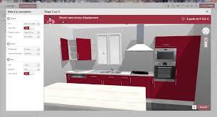 conception cuisine cusine plus lance simulateur de cuisine en 3d