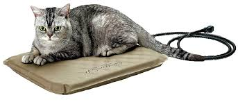 Kh Thermo Kitty Heated Cat Bed by K U0026h Manufacturing Lectro Soft Heated Dog Pad With Cover U0026 Reviews