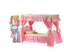 Battat Our Generation Sweet Dream Canopy Be I got the bed for