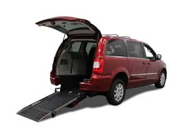 Chrysler Town Country Side And Rear Honda Odyssey Wheelchair Accessible Conversions