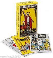 Universal Waite Tarot Deck Instructions by Original 1971 The Rider Tarot Deck 78 Cards Edward Waite 2004