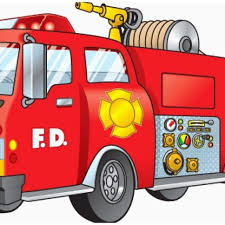 100 Clipart Fire Truck Free Free Download
