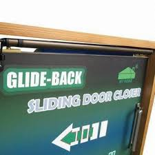 Glide back Sliding Door Closer with Elegant Design