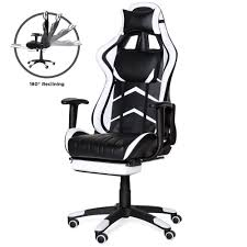 BestChoiceProducts: Best Choice Products Ergonomic Swivel Reclining ... Recliner 2018 Best Recling Fice Chair Rustic Home Fniture Desk Is Place To Return Luxury Office Chairs Ergonomic Computer More Buy Canada On Wheels 47 Off Wooden Casters Sizeable Recling Office Chairs Lively Portraits The 5 With Foot Rest In Autonomous 12 Modern Most Comfortable Leg Vintage Wood Outrageous High Back Bonded Leather Orthopedic Of Footrest Amazoncom Gaming Racing Highback