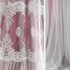 Dark Purple Ruffle Curtains by Ruffle Curtain