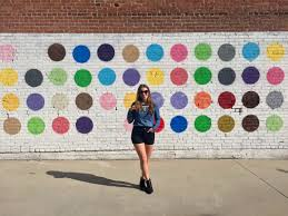 Most Famous Mural Artists by Polka Dot Wall