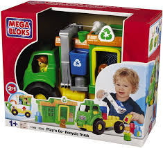 Amazon.com: Mega Bloks Play 'N Go Recyling Truck: Toys & Games Mega Bloks Caterpillar Large Dump Truck What America Buys Dumper 110 Blocks In Blandford Forum Dorset As Building For Your Childs Education Amazoncom Mike The Mixer Set Toys Games First Builders Food Setchen Mack Itructions For Kitchen Fisherprice Crished Toy Finds Kelebihan Dcj86 Cat Mainan Anak Dan Harga Mblcnd88 Rolling Billy Beats Dancing Piano Firetruck Finn Repairgas With 11 One Driver And Car