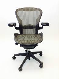 Classic Aeron Chair - Nickel - Office Outlet Herman Miller Aeron Remastered Chair Review Classic Size B Posture Fit Size As A Remodel Of Mirra Chairs Recline Further Than Its Model Nickel Office Outlet Arm Removal Office Chair Pneumatic Gas Cylinder 7 Quot Certified Preowned Stool Counter Height Cj Living Eames Lounge And Ottoman On Risd Portfolios Quivellum Lounge Fniture Sensational Chairs Costco For Home