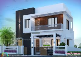 100 Modern Home Designs Interior 1500 Sqft 3 Bedroom Modern Home Plan Kerala Home Design