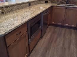 Allure Vinyl Plank Flooring Kitchen