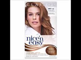 Nice N Easy Permanent Hair Color 6W Natural Light Caramel Brown 1