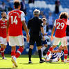 Another loss, another injury: Arsenal struggles on PL return