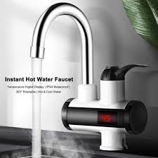 Elektrischer Wasserhahn Durchlauferhitzer 3000w Armatur Elektrischer Wasserhahn Durchlauferhitzer Kaufland De