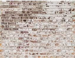 fototapete steinwand 352 x 250 cm vlies tapeten wandtapete moderne wanddeko wohnzimmer schlafzimmer büro flur weiss braun 9083011c