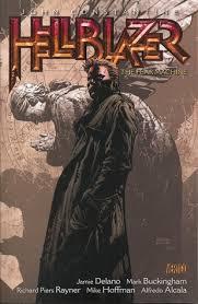 Hellblazer Volume 3 The Fear Machine By Jamie Delano