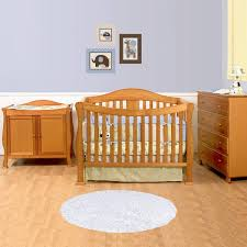 Sauder Shoal Creek Dresser Oiled Oak by Crib Set With Changing Table And Dresser Oberharz