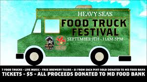 Heavy Seas Food Truck Festival @ Heavy Seas Beer, Baltimore [9 ...