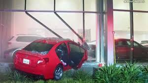 100 Century 8 Noho Subaru Driver Crashes Into A 150000 BMW In Dealership