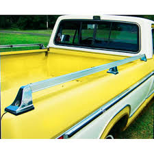 100 Pickup Truck Bed Rails F100F250F350 Top Side Rail Kit For 634 Styleside