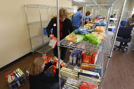 New food pantry not in spot you d expect – The Buffalo News