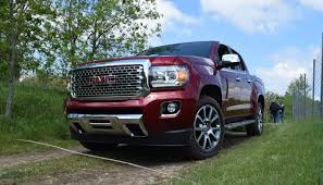 In Pictures: 2017 GMC Canyon Denali 4x4 SWB Crew 2017 Gmc Canyon Denali Hartford Courant September Is The Month For Highest Discounts On New Cars Car Decked 52018 Midsize Truck Bed Storage System 2015 Sle 4x4 V6 Review Fullsize Experience Midsize Allnew Brings Safety Firsts To 1000 Mile Mountain Review Hauling Atv Youtube Diesel Another New Changes A Segment 2011 News And Information Nceptcarzcom 2018 4wd In Nampa D480158 Kendall At Slt Sams Thoughts Chevy Slim Down Their Trucks Gm Pushes Into Market