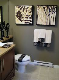 Stylish Inspiration Of Bathroom Decorating Ideas | StanleyDaily.com Budget Decorating Ideas For Your Guest Bathroom 21 Small Homey Home Design Christmas Decorating Your Deep Finished Wicker Baskets And Decorative Horse Wall Tile On Walls 120531 Tiles Designs Colors 18 Bathroom Wall Ideas Yellow Decor Pictures Tips From Hgtv Beauteous At With For Airpodstrapco How Important 23 Of And