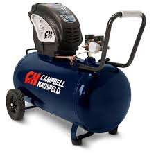 Campbell Hausfeld 20 Gal Portable Horizontal Electric Air