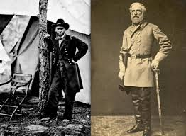 On April 9 1865 Lieutenant General Ulysses S Grant Of The United States Army And Robert E Lee Confederate Americas