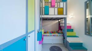 chambre mezzanine enfant avant après une mezzanine sur mesure pour chambre d enfant