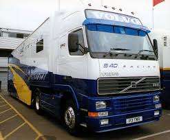 100 Bricks Truck Sales Volvo FH TWRVolvo BTCC Factory Team Silverstone 1997 Swede Love