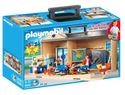 PLAYMOBIL Take Along School Playset $26.98 (Lowest Price ... Playmobil 4129 Recycling Truck With Flashing Light Toy In Review Missing Sleep Sealed Set 5938 Green W Figures Recycle The City Action New And Sealed Recycling Truck Garbage Bin Lorry Vintage Service Whats It Worth Playmobil Playmobil City Life Toys Need A 123 6774 United Kingdom 3121 Life Youtube 4129a Take Along School House 5662 Canada