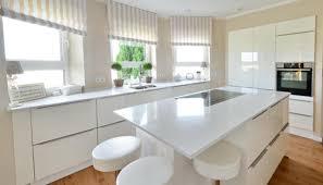 weiße küchen bieten viele vorteile bei der einrichtung