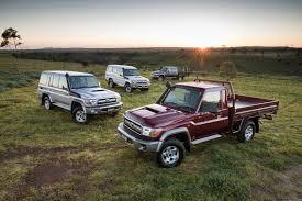 100 Toyota Hybrid Pickup Truck Land Cruiser 70 Lives On Thanks To Updates