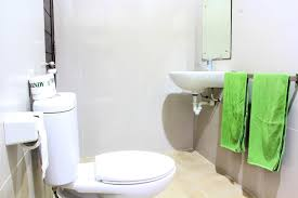 Dua Upon Entering Bathroom by Kembang Sari Suites Apartment Legian Indonesia Booking Com