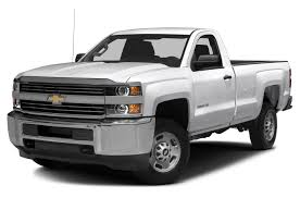 2016 Chevrolet Silverado 2500HD - Price, Photos, Reviews & Features