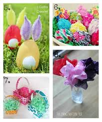 DIY Kids Easter Crafts At U Createcrafts