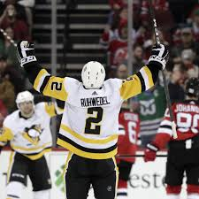 Penguins Avoid Being Swept By Devils Beat New Jersey 43 National