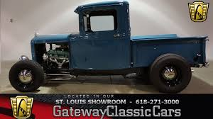 7301 1932 Ford Model A Pickup HiBoy - Gateway Classic Cars St. Louis ... 1934 Ford Model A Truck Channeled All Steel 1932 Ratrod Ford Pickup Truck For Sale Rm Sothebys Model B Closed Cab Auburn Spring 2018 New Price Obo The Hamb Ford For Classiccars Kit Classiccarscom Cc1075854 5 Window Coupe Gateway Classic Cars 1642lou