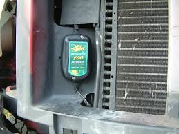 Battery Tender Install - Pics - Diesel Forum - TheDieselStop.com Howto Choose The Best Batteries For Your Truck Dieselpowerup Diesel Pickup Battery Awesome 85 Trucks 9second 2003 Dodge Ram Cummins Drag Race Voilamart Heavy Duty 1200amp 6m Car Jump Leads Booster Odelia Matheis 2015 Top 2011 Ford Vs Gm Shootout Power Podx Kit Is Designed Dual Battery Truckswith A Elon Musks New Truck Said To Have Revolutionary Got Batteries Resource Forums Negative Terminal Cable Ground Rh Side