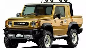 100 Truck Pick Up The Suzuki Samurai Pickup Is The Cutest Truck Youll See Today