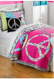 36 best peace sign bedding images on Pinterest