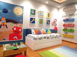20 Boys Bedroom Ideas For Toddlers