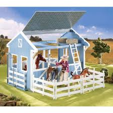 Breyer Classics Country Stable With Wash Stall - Walmart.com Saddle Up With The Sleich Horse Club Riding Centre The Toy Insider Grand Stable Barn Corral Amazoncom Melissa Doug Fold And Go Wooden Ikea Hack Knagglig Crate For Horses Best Farm Toys Photos 2017 Blue Maize Breyer Stablemates Red Set Kids Ebay Life In Skunk Hollow Calebs Model How To Make Stall Dividers A Box Toy Horse Barns Sale Ideas Classics Country Wash Walmartcom Kid Friendly Youtube Traditional Deluxe Wood Cupola